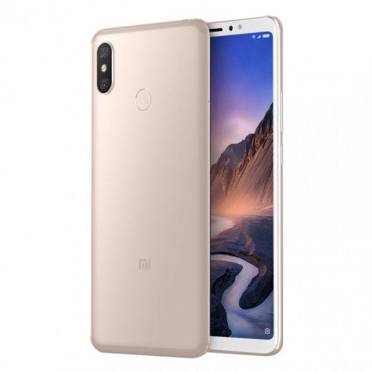 Xiaomi Mi Max 3 4x64gb (Золотой)