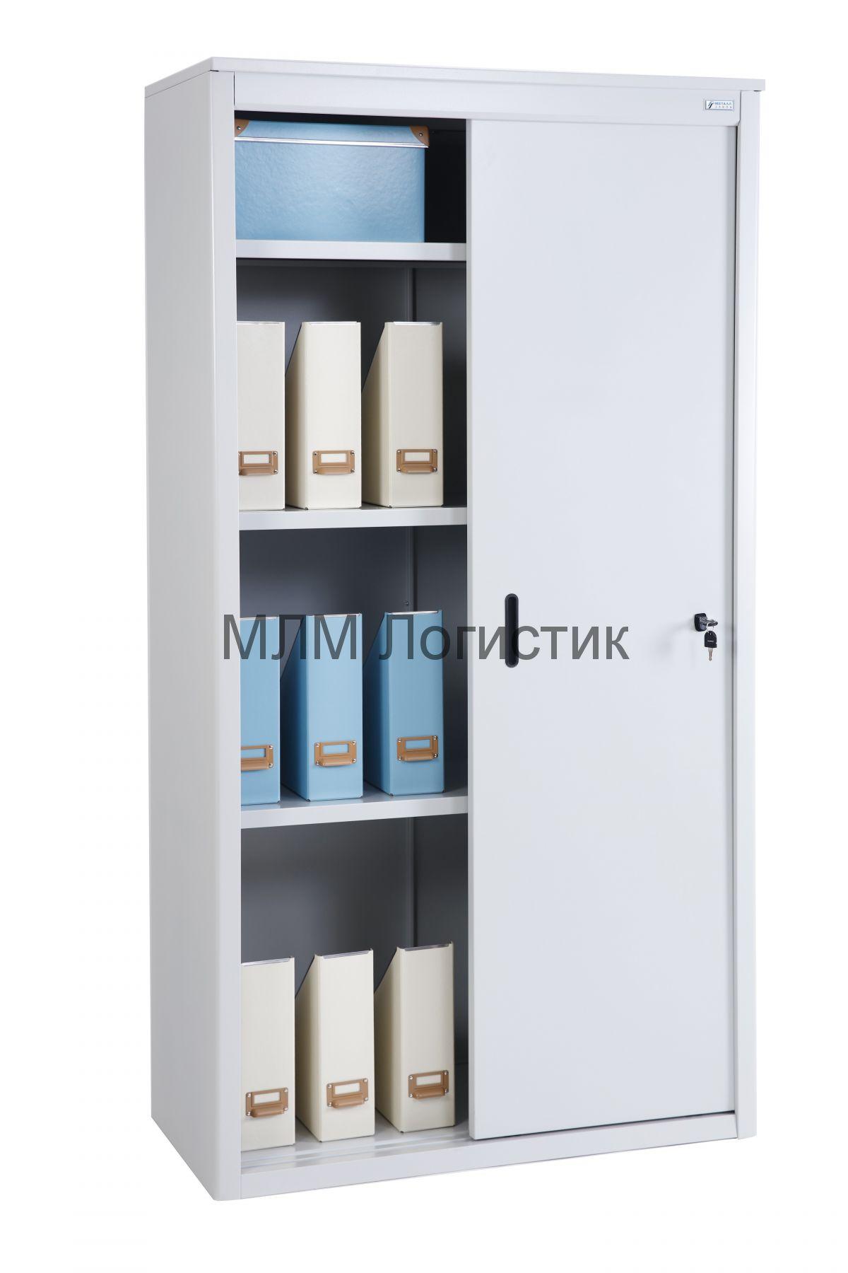 Металлические архивные шкафы-купе серии AL