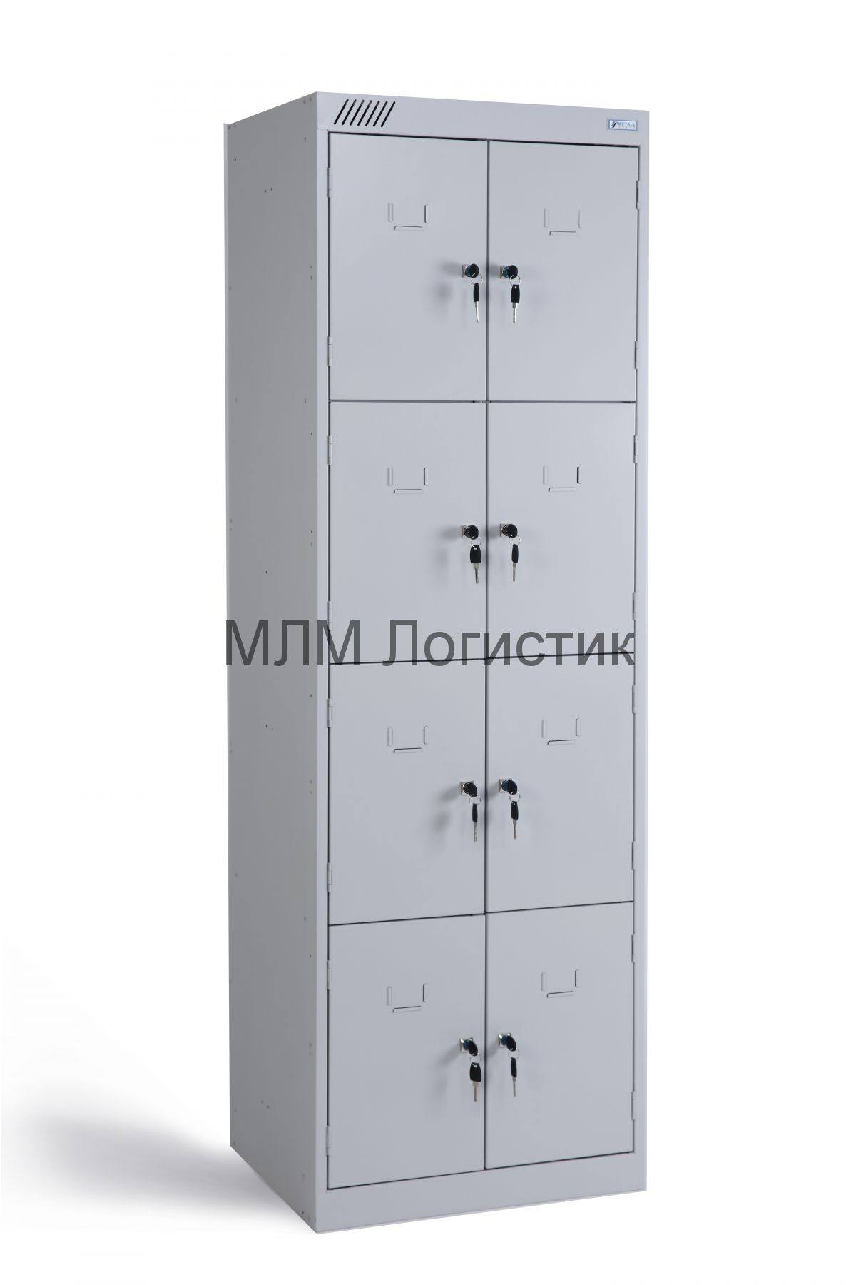 Металлические шкафы для сумок серии ШРК-28