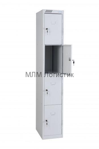 Металлические шкафы для одежды серии ШРС-14