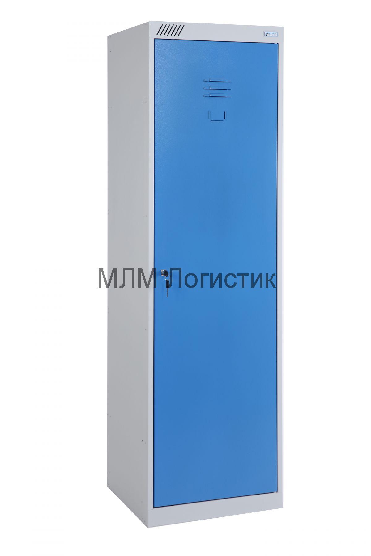 Металлические шкафы для одежды серии ШРЭК-21