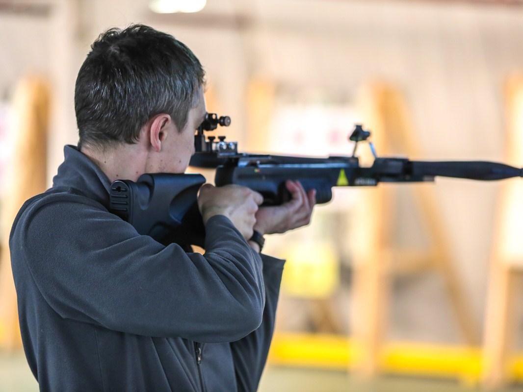 Мастер-класс стрельбы из арбалета