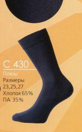 Мужские махровые носки С430