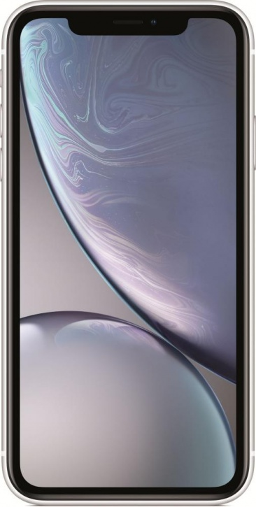 Apple iPhone XR 256GB (белый)
