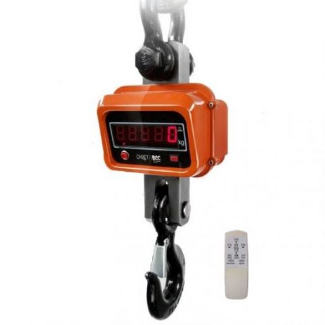 Крановые весы ВЭК-3000, с поворотным крюком