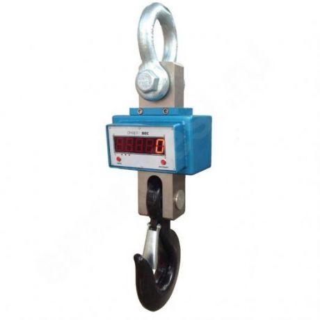 Крановые весы электронные ВЭК-30000 (30 тонн)