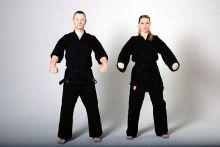 Kимоно (кейкоги) для карате из РОССИИ  (MASTERAIKIDO) модель - KARATEGI