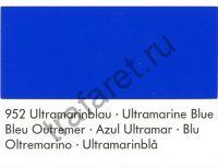 Краска Marabu Tampastar TPR  952 (ультрамарин-васильковый) 1 л.