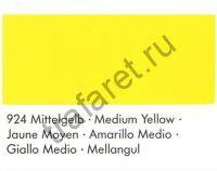 Краска Marabu Tampastar TPR 924 (средне-желтый) 1 л.