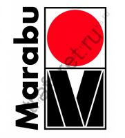 Краска MARABU Maraprop  PP 022 (Оранжевый)