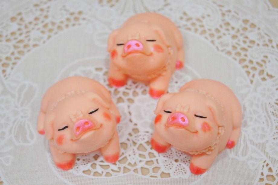 !Милая свинка!