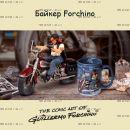 """Чашка байкер 83000 """"Mug The Motorbike. Forchino"""""""