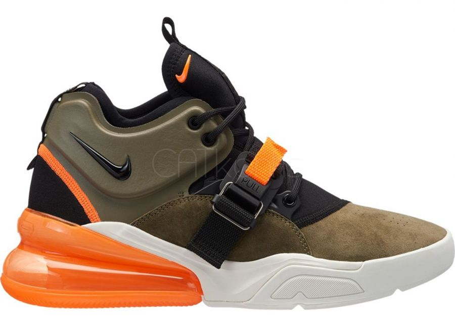 Nike  Air Force 270 Medium Olive