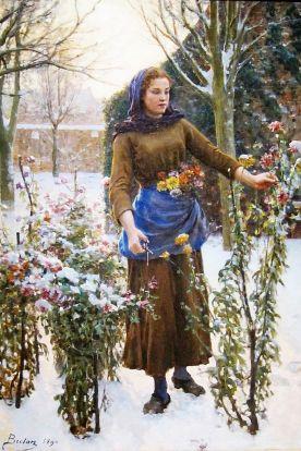 Бретон, Жюль - Последние цветы