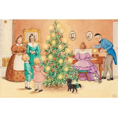 Бесков, Эльза - Рождество в доме