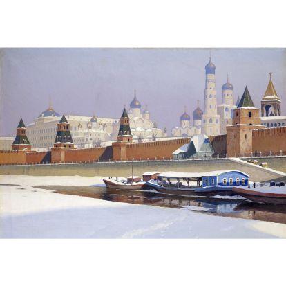 Гермашев, Михаил - Московский Кремль