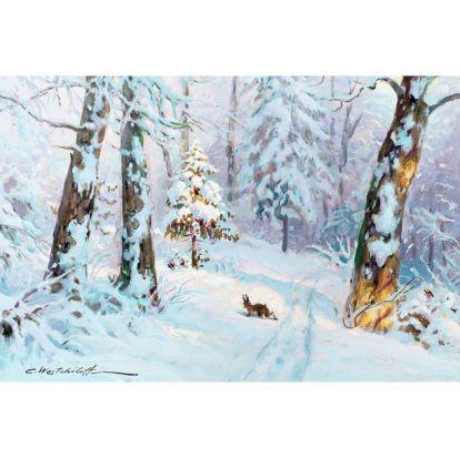 Вещилов, Константин - Зимний лес