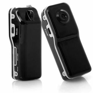Мини-видеокамера на прищепке Mini Dv World Smallest Voice Recorder