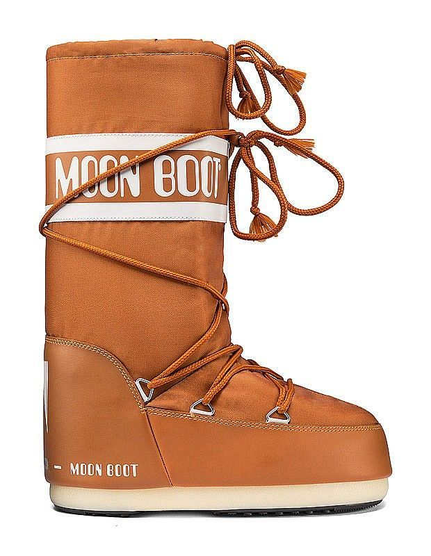 Moon Boot Nylon Orange - NEW! FW 18-19 / 35-38, 39-41.