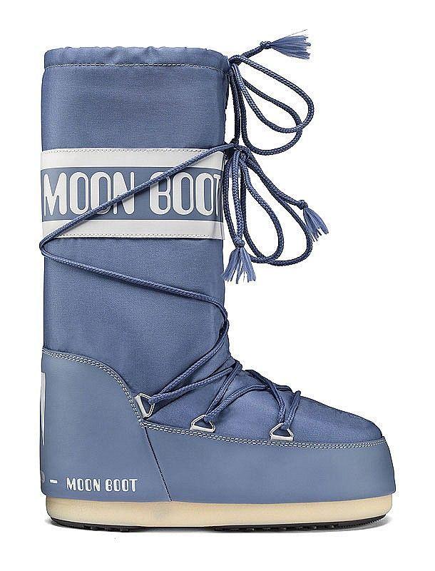Moon Boot Nylon Stone Wash - NEW! FW 18-19 / 35-38, 39-41.