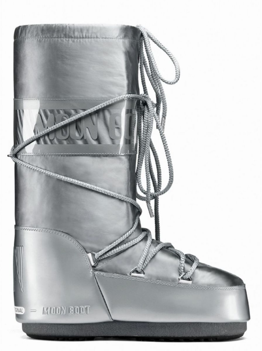 Moon Boot Glance Silver / 42-44.