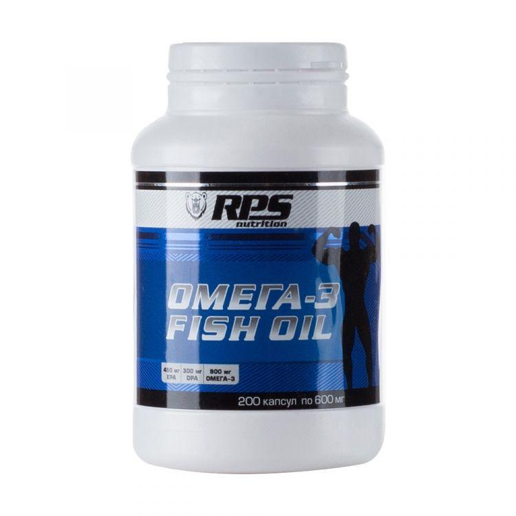 Fish Oil от RPS Nutrition, 200 капс