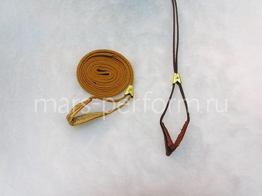 Ринговка 3 мм с широким горлом и фиксатором-прищепкой