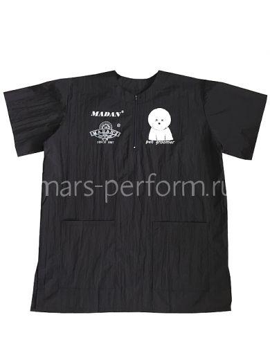 Рубашка Бишон с коротким рукавом