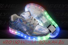Роликовые кроссовки Heelys Premium 2 Lo HE100430