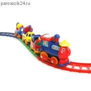 Магнитная железная дорога Loco
