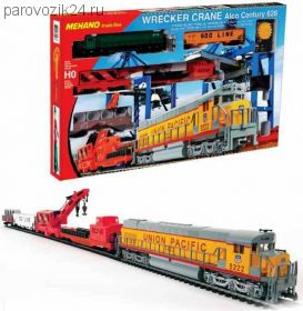MEHANO Wrecker Crane