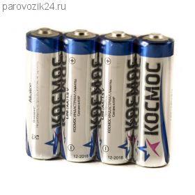 """Батарейки """"Космос"""" АА, 4 шт."""