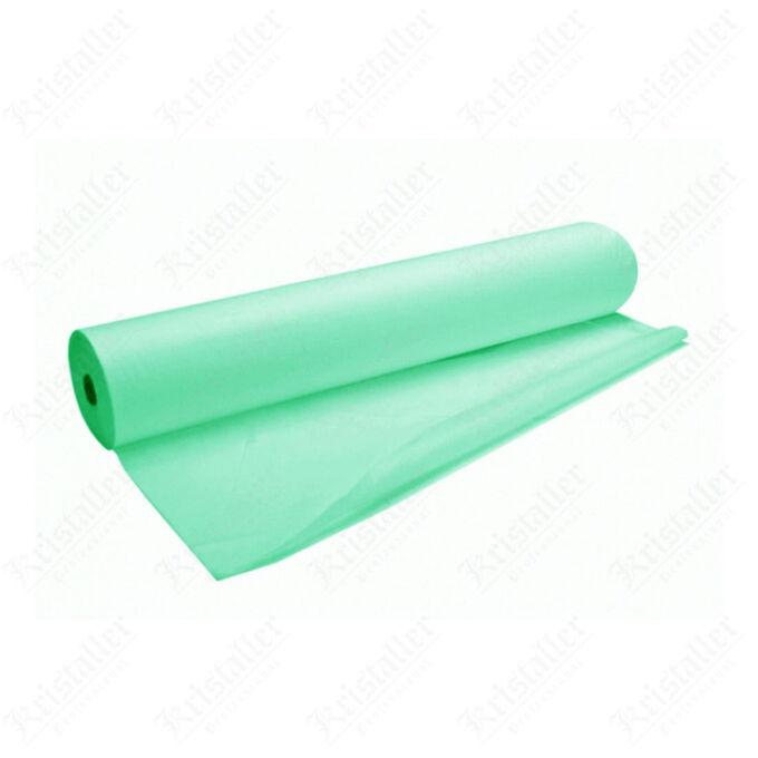 Простыни 200*70 (СМС 15) в рулоне №100, цвет: зеленый