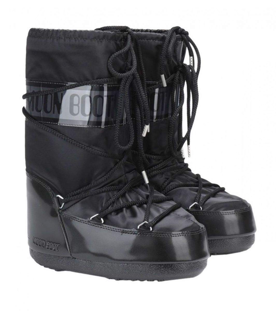 Moon Boot Glance Black / 23-26.