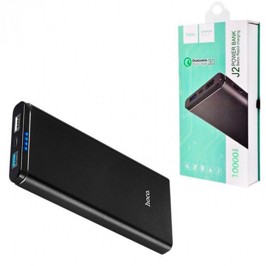 Внешний аккумулятор Hoco J2 QC3.0 10000 мА/ч
