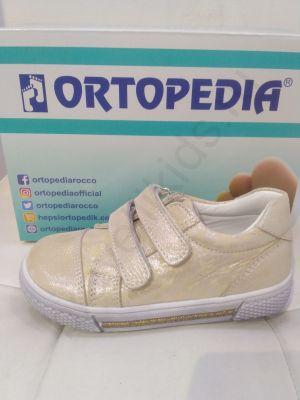 ha 339-1 Ortopedia Кроссовки Детские (21-25) в бежевом цвете