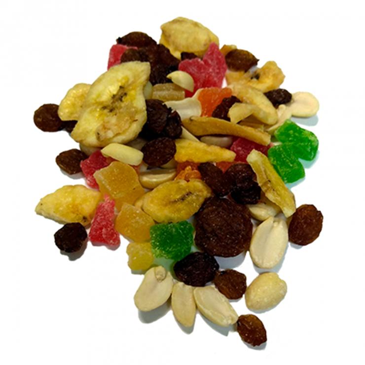 Коктейль фруктово-ореховый  №1
