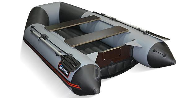 Надувная лодка Хантер 290 ЛКА