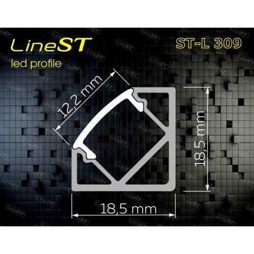 Профиль угловой ST-L309