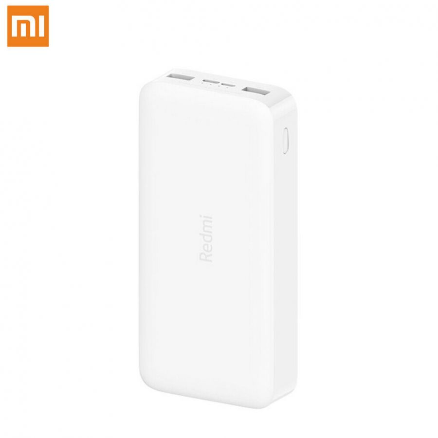 Powerbank аккумулятор Xiaomi Redmi Power Bank 20000