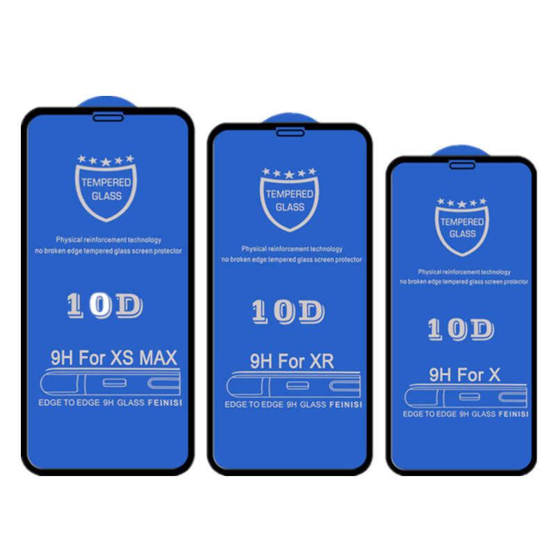 Защитное 10 Д стекло для iPhone