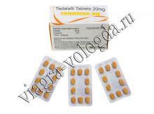 Тадалафил 20 мг (TADARISE)