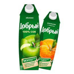 Натуральный сок «Добрый»