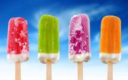 Мороженное фруктовое