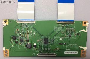 T-con V500HJ1-CPE1 (Телевизор Orfey 40LD101)
