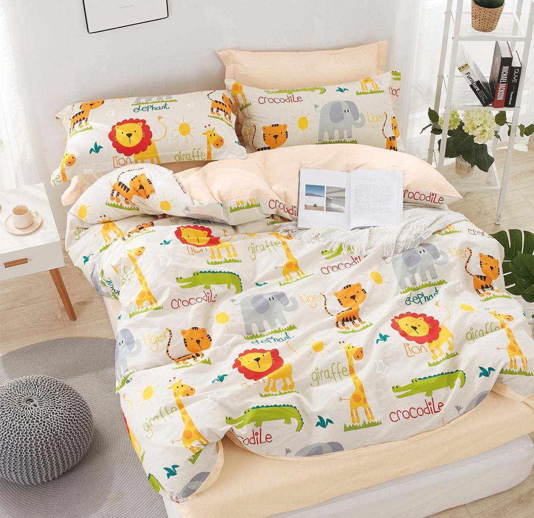 Детское постельное белье Сафари