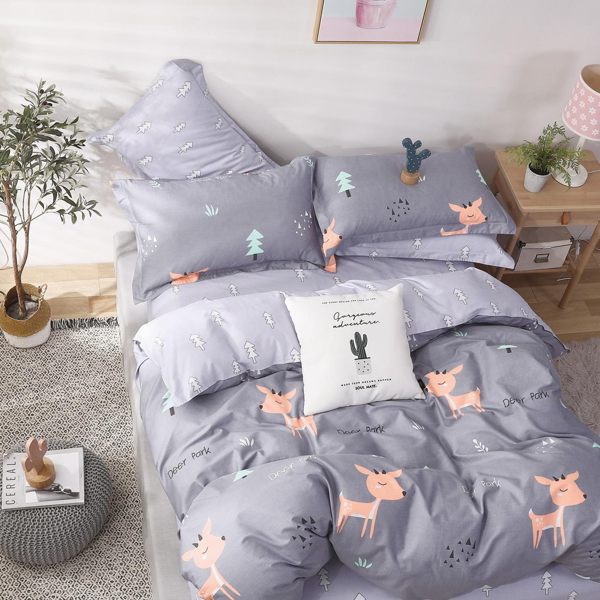 Детское постельное белье Олененок