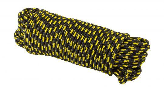Шнур полипропиленовый плетёный 6мм*30м для поискового магнита 400 кг