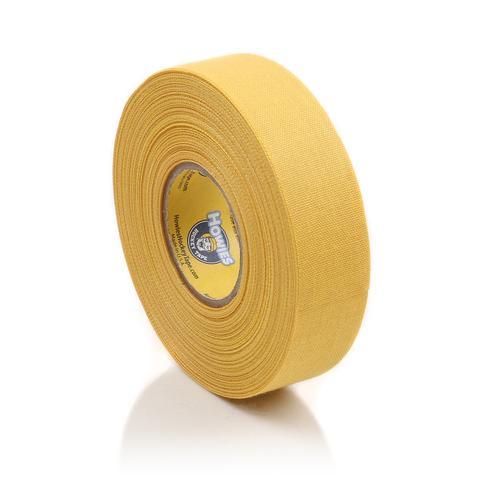 Лента хоккейная Howies 24мм х 22,8м жёлтая