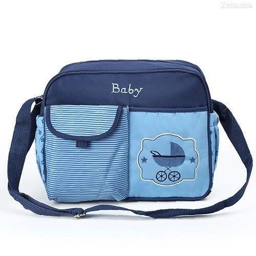 Компактная сумка для мамы Baby, 33х13х26 см